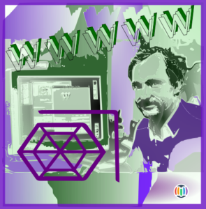 Tim Berners-Lee and the web