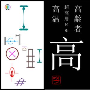 高 kō – Kōchi Prefecture