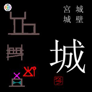 城  ki – Ibaraki Prefecture