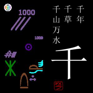 千  chi – Chiba Prefecture