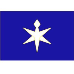 Chiba Prefecture (Flag)
