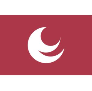 Hiroshima Prefecture (Flag)