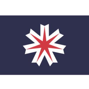 Hokkaido Prefecture (Flag)