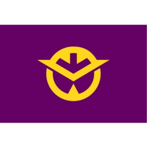 Okayama Prefecture (Flag)
