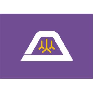 Yamanashi Prefecture (Flag)