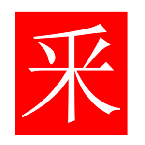 distinguish (Chinese radicals)