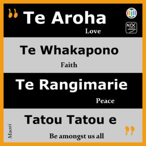 Te Aroha (Maori song)
