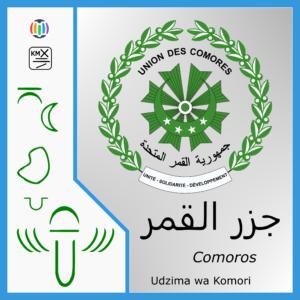 Comoros – Etymology