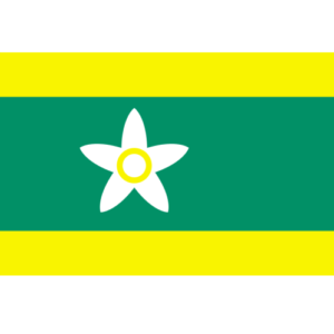 Ehime Prefecture (Flag)
