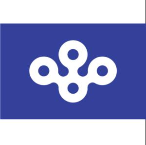 Osaka Prefecture (Flag)