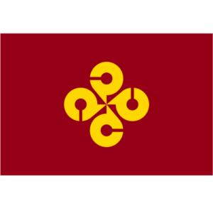 Shimane Prefecture (Flag)